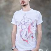 tee-maglietta-uomo-unisex-donna-tshirt-pavoncella-gallinella-sardinia-sardegna-carnevale-tradizioni-apparel-clothing-tempesta-heya-heyastore.com