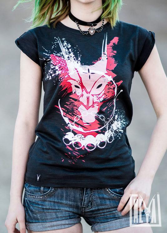 tee-maglietta-donna-tshirt-boe-sardinia-sardegna-carnevale-tradizioni-apparel-clothing-tempesta-heya-heyastore.com