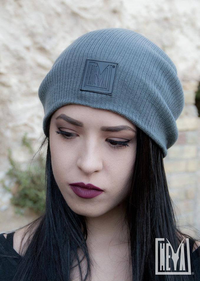 beanie-hat-black-grigio-cappellino-donna-cuffietta-cuffia-invernale-urban-heyastore.com